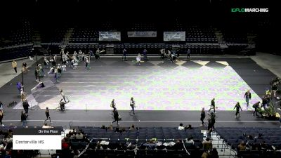 Centerville HS at 2019 WGI Guard Mid East Power Regional - Cintas Center