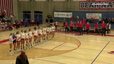 Girls NorCal Volleyball Regional Finals