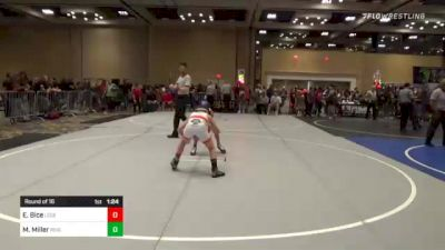 82 lbs Round Of 16 - Eric Bice, Legends Of Gold vs Miles Miller, Reign WC