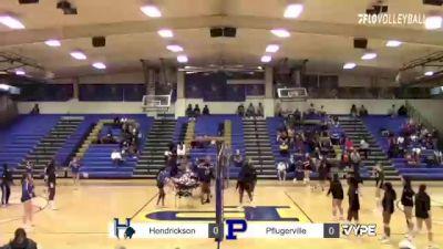 Replay: Hendrickson vs Pflugerville   Oct 12 @ 6 PM