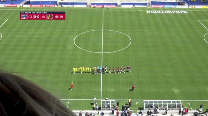 Replay: Dallas Cup, FC Dallas vs Villarreal