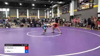 70 kg Prelims - Maxx Mayfield, Nebraska vs John Wiley, Oklahoma Regional Training Center
