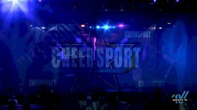 Cheer Omega - Sigma [2021 L4.2 Senior - Small Day 2] 2021 CHEERSPORT National Cheerleading Championship