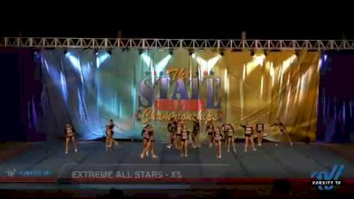 Extreme Cheer - X5 [2021 L5 Senior - D2 Day 1] 2021 The STATE DI & DII Championships