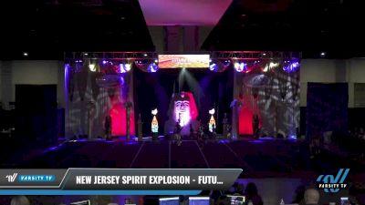 New Jersey Spirit Explosion - Future FAB [2021 L1 Mini - Small Day 2] 2021 Queen of the Nile: Richmond