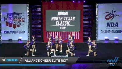 Luxe Cheer Legacy [2019 Junior 4 Day 1] 2019 NCA North Texas Classic