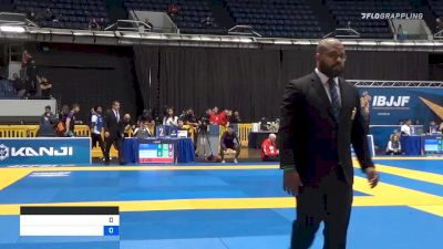 ROBERTO DE ABREU FILHO vs JACKSON SOUSA DOS SANTOS 2019 World IBJJF Jiu-Jitsu No-Gi Championship
