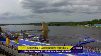 2018 European Championships - Mixed Triathlon Relay