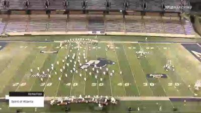 Spirit of Atlanta at 2021 DCI Celebration - Akron