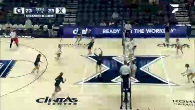 Replay: Georgetown vs Xavier | Oct 15 @ 6 PM