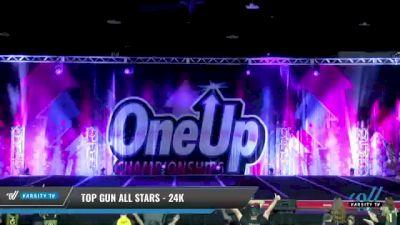 Top Gun All Stars - 24k [2021 L4 Senior - Small Day 1] 2021 One Up National Championship