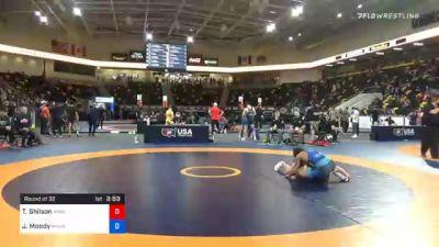 74 kg Prelims - Tyler Shilson, Minnesota Storm vs Jeremiah Moody, Hawkeye Wrestling Club
