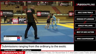 The Best of the Action from ADCC Euro Trials