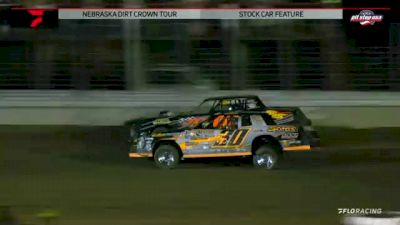 Feature Replay   IMCA Stock Cars at Thayer County