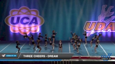 - Three Cheers - Dream [2019 Senior 4 Day 2] 2019 UCA and UDA Mile High Championship