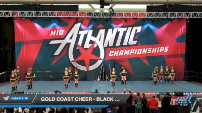 Gold Coast Cheer - Black Reign [2020 L3 International Junior Day 1] 2020 Mid-Atlantic Championships