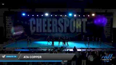 ATA Copper [2021 Youth 1.1 Prep] 2021 CHEERSPORT: Atlanta Grand Championship