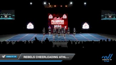 Rebels Cheerleading Athletics - Classix [2020 L6 International Open - NT Day 2] 2020 PAC Battle Of Champions