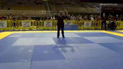 HORLANDO DE JESUS MONTEIRO vs ASHUR SAMI DARMO 2020 Pan Jiu-Jitsu IBJJF Championship