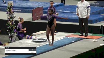 Kiya Johnson - Vault, LSU