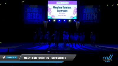 Maryland Twisters - Supercells [2021 L6 Junior Day 2] 2021 ACDA: Reach The Beach Nationals