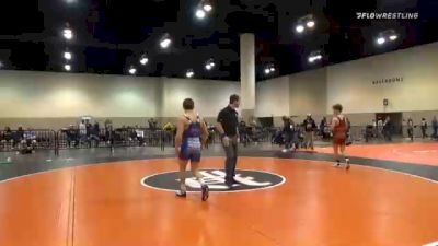 55 kg Consolation - Josh Kyle, Wyoming Wrestling Reg Training Ctr vs Andrew Chambal, Unattached