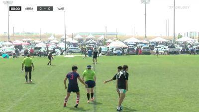 Arizona Bobcats Rugby Academy vs. Warriors - 2021 NAI 7s