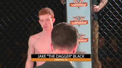 John Cruz vs. Jake Black - V3Fights 71 Replay
