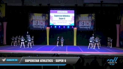 Superstar Athletics - Super 6 [2021 L6 International Open Coed - Small Day 2] 2021 ACDA: Reach The Beach Nationals