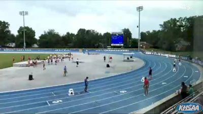 High School Boys' 4x400m Relay Class A, Finals 2