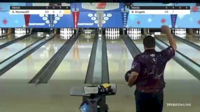 Replay: Lanes 23-24 - 2021 PBA50 Dave Small's Championship - Match Play Round 2 Games 1-5