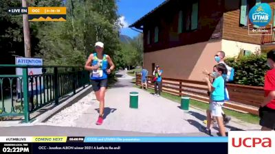 Replay: 2021 UTMB Mont-Blanc - English Commentary | Aug 26 @ 11 AM