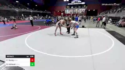 215 lbs Rr Rnd 3 - Philip Young, WIndy City vs Benjamin Ashauer, Colorado Cobras
