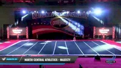 North Central Athletics - Majesty [2021 L1 Youth - D2 Day 1] 2021 ACP: Midwest World Bid National Championship