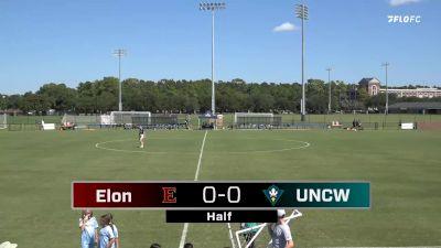 Replay: Elon vs UNCW | Sep 26 @ 1 PM