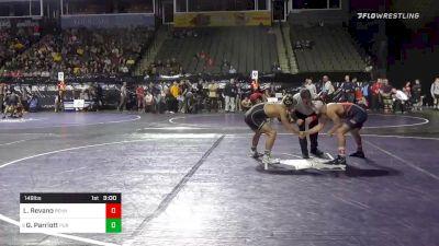 149 lbs Prelims - Lucas Revano, Penn vs Griffin Parriott, Purdue