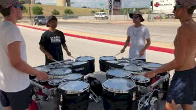Crossmen Tenors Are Pulling Out All The Stops