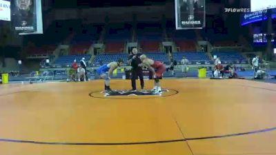 86 kg Rr Rnd 1 - Kyle Ryan, Oklahoma vs Andrew Morgan, Wrestling Prep