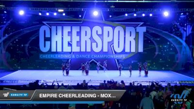 Empire Cheerleading - Moxie Black [2020 Mini 1 D2 Day 1] 2020 CHEERSPORT National Cheerleading Championship