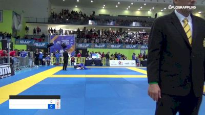 BRUNO FILIPE vs REDA HAMED 2019 European Jiu-Jitsu IBJJF Championship