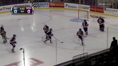 Full Replay: Merrimack vs Minnesota State | WCHA (W)
