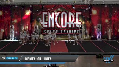 Infinity - OH - Unity [2021 L2 Junior - D2 Day 1] 2021 Encore Championships: Pittsburgh Area DI & DII