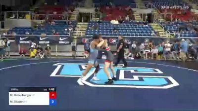 126 lbs Round Of 64 - Mason Gutenberger, Montana vs Mason Gibson, Pennsylvania