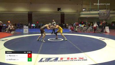 Prelims - Joshua Maruca, Arizona State vs Jimmy Hoffman, Lehigh