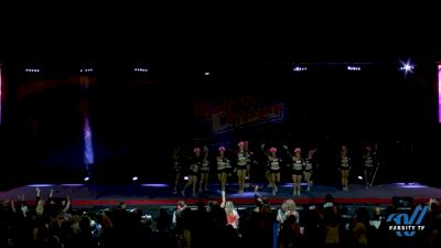 Upper Merion All Stars - Royals [2020 Senior Coed - XSmall Day 1] 2020 Beast of the East DI & DII Winter Nationals