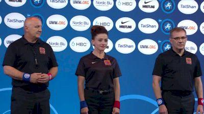 Replay: Mat B - 2021 Senior World Championships | Oct 9 @ 5 PM