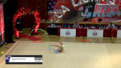 Havana Hopman - Ribbon, CMGY - 2020 LA Lights Tournament of Champions