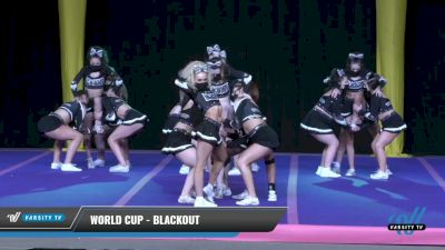 World Cup - Blackout [2021 L6 International Open - NT Day 2] 2021 ACDA: Reach The Beach Nationals