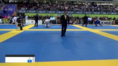 HELTON JOSE vs JAMES RICHARD 2019 European Jiu-Jitsu IBJJF Championship