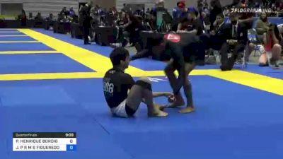 PAULO HENRIQUE BORDIGNON MIYAO vs JOÃO P R M S FIGUEREDO 2021 World IBJJF Jiu-Jitsu No-Gi Championship